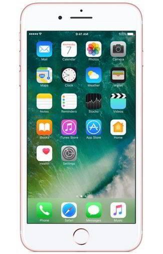 Goedkope Apple iPhone 7 Plus 256GB Roze Aanbiedingen met Abonnement