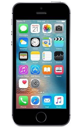 Goedkope Apple iPhone SE 16GB Aanbiedingen met Abonnement