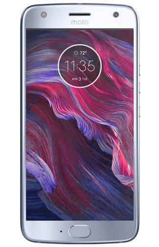 Goedkope Motorola Moto X4 Blauw Aanbiedingen met Abonnement