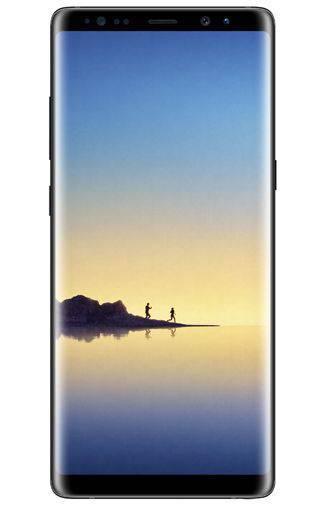 Goedkope Samsung Galaxy Note 8 Zwart Aanbiedingen met Abonnement