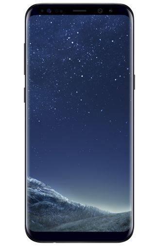 Goedkope Samsung Galaxy S8 Plus Zwart Aanbiedingen met Abonnement