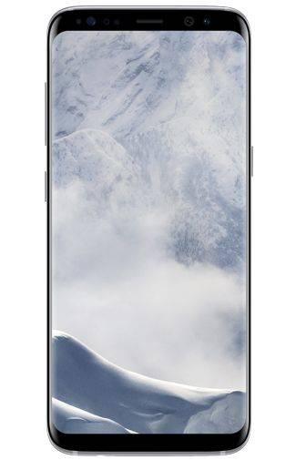 Goedkope Samsung Galaxy S8 Zilver Aanbiedingen met Abonnement